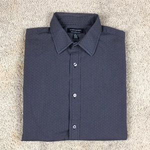 Banana Republic Button Front Slim Fit Shirt XL